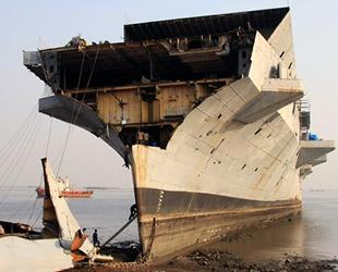Bangladeş gemi geri dönüşüm endüstrisi Norveç'i cezbetti