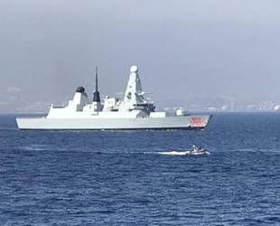İngiltere ve Fransa, Doğu Akdeniz'de ortak tatbikat gerçekleştirdi