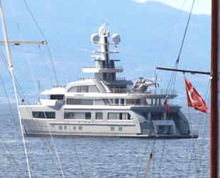 Mega yatların rotası Türkiye'ye çevrildi