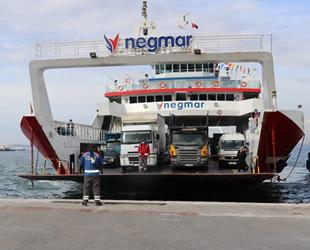 Negmar, her yolcu adına Hatay'a bir fidan bağışında bulundu