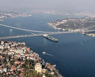Türk Boğazları'ndan 9 ayda 59 bin 670 adet gemi geçti