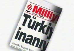 Milliyet Gazetesi'ne yalanlama