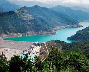 Çoruh Nehri'ndeki barajlar, ekonomiye 20 milyar TL katkı sağladı