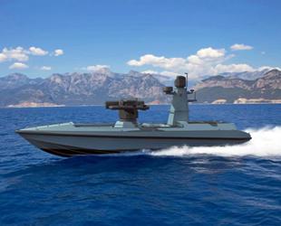 Türkiye'nin ilk silahlı insansız deniz aracı, Aralık ayında denize indirilecek