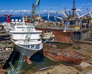 Şimşekler Gemi Söküm Tersanesi, AB listesinde yerini aldı