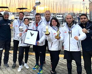 Yılport Yelken Takımı, IRC 1 sınıfında kupaları topladı
