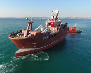 Özata Tersanesi, Vikanoy isimli balıkçı gemisini denize indirdi