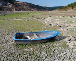 İstanbul'da su alarmı, umutlar yine Melen'de