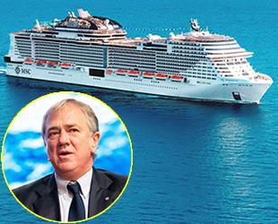 MSC Cruises İcra Kurulu Başkanı Pierfrancesco Vago, Covid-19 ile mücadelelerini anlattı