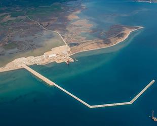 Çandarlı Limanı için harcanan 680 milyon TL çöpe mi gitti?