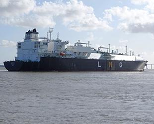 Tessala isimli LNG gemisi Türkiye'ye ulaştı