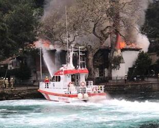Uzmanlardan 'İstanbul'a deniz itfaiyesi kurulsun' önerisi geldi