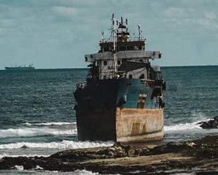 Karaya oturan gemi, turizm merkezine dönüştürülüyor
