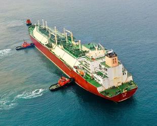 Türkiye'nin yeni FSRU gemisi Ertuğrul Gazi'yi Wilhemssen işletecek