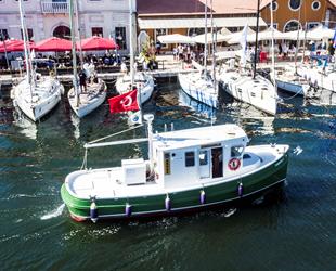 TURMEPA, yaz sezonunda 4 bin 715 tekneden atık topladı