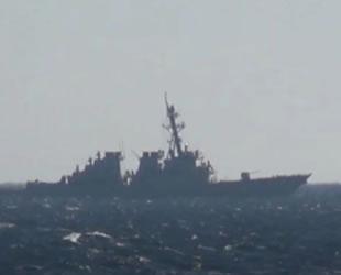 ABD savaş gemisi, Rus karasularını ihlal etti