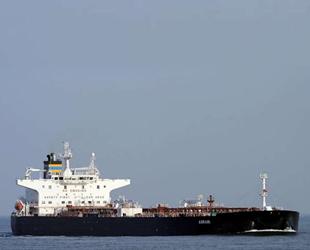 Shuqaiq Limanı'nda Agrari adlı petrol tankerinde patlama meydana geldi