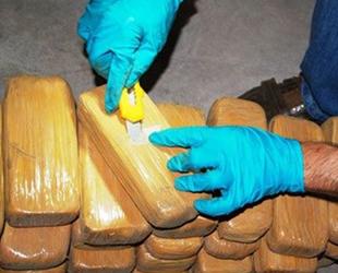 Teknede 11,5 kilo eroin ele geçirildi: 8 kişi gözaltında