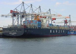 Hanjin, Evergreen kapasitesini azaltıyor