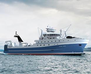 Tersan Tersanesi, fabrika balıkçı gemisi inşası için Pacific Fishery Company ile sözleşme imzaladı