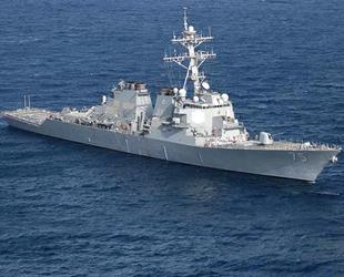 Amerikan destroyeri Donald Cook'un Karadeniz'de devriye görevi tamamlandı