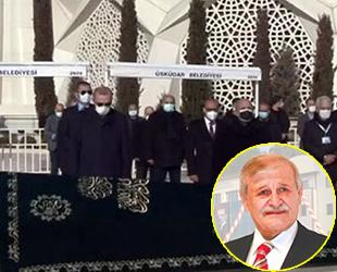 Kıran Holding Onursal Başkanı Turgut Kıran, son yolculuğuna uğurlandı