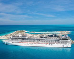 MSC Cruises 2021-2022 kış sezonu programlarını onayladı