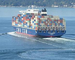 CMA CGM, Güney Çin limanlarında kargo alımını durdurdu