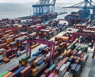 Kasım ayında elleçlenen konteyner miktarı yüzde 3.3 arttı