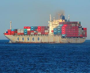 Konteyner gecikmeleri Çin'in ihracatını daraltıyor