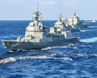 Japonya Donanması'nın Umman Körfezi'ndeki görev süresi uzatıldı