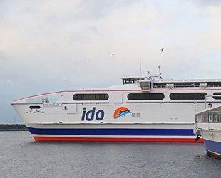 Deniz ulaşımına fırtına engeli! İDO seferleri iptal edildi!
