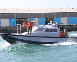 Nekton botlarla uygulamalı deniz eğitimleri gerçekleştirildi