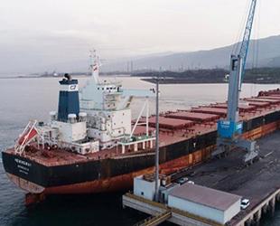 İskenderun Körfezi'nde ihracat rekoru kırıldı