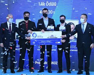 9. Ulusal Gemi ve Yat Tasarım Yarışması'nda ödüller sahiplerini buldu