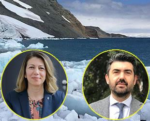 İTÜ öğretim üyelerinin Antarktika'daki çalışmaları, TÜBA-GEBİP Ödülü aldı