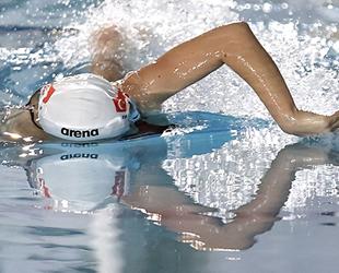 Yüzmede yeni Türkiye rekorları kırıldı