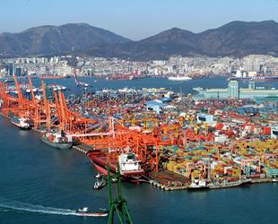 Güney Kore, 2030'a kadar limanlarına 6 milyar dolarlık yatırım yapacak