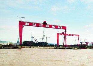 Çin gemi inşada gerilemeye başladı