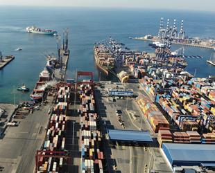 Türk firmaları, 2020'de 226 ülke ve bölgeye ihracat yaptı