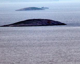 Kardak yakınlarında Türk ve Yunan tekneleri çatıştı