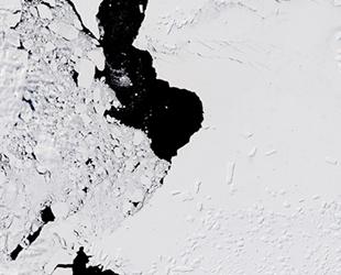 NASA iklim değişikliğini fotoğrafladı