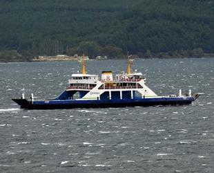 Gestaş, Kabatepe-Gökçeada ve Geyikli-Bozcaada'ya tüm feribot seferlerini iptal etti