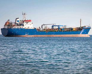 Yemen'de Kına Limanı'na ilk akaryakıt gemisi demir attı