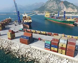 Port Akdeniz, 2021 yılında dış ticareti büyütmek istiyor