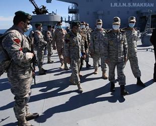 İran Deniz Kuvvetleri, Hint Okyanusu'nda tatbikata başladı