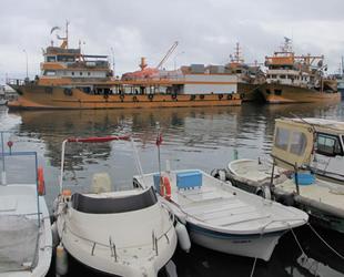 Sinoplu balıkçılar, hamsi ağından istavrit ağına geçiyor