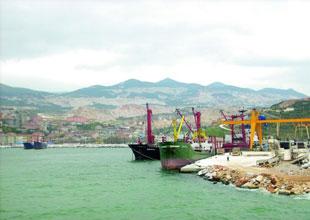 500 gemi Marmara'dan mermer taşıdı