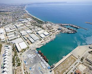 Antalya Serbest Bölgesi'nin ticari hacmi yüzde 8 arttı