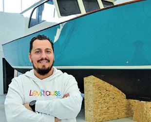 Girişimci Hasan Kocabıyık, denizi olmayan Denizli'de tersane kurdu